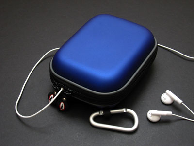 Sound2Go SoundBag with PowerBank for iPod