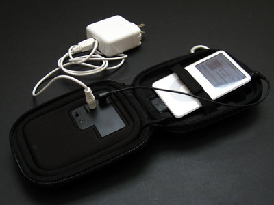 First Look: Sound2Go SoundBag with PowerBank for iPod