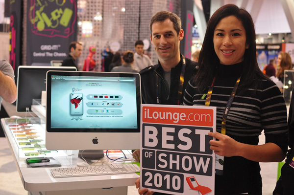 iLounge's 2010 CES iPod + iPhone Best of Show Awards 1