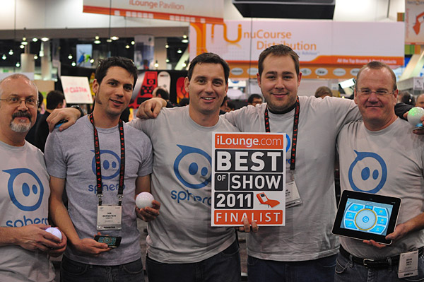 iLounge's 2011 CES iPod, iPhone, iPad + Mac Best of Show Awards