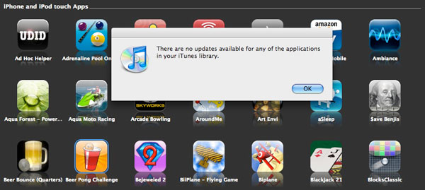 The Quick Guide to Trimming iTunes 8's Applications Library