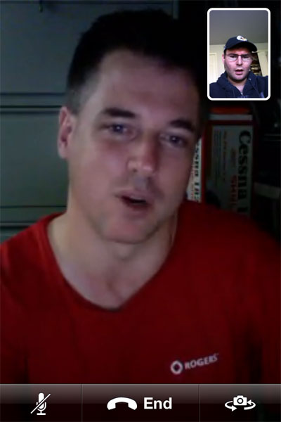 Instant Expert: Using FaceTime for Mac with iPod touch / iPhone