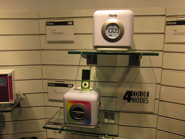 CES 2010: iHome and Digital Experience 2