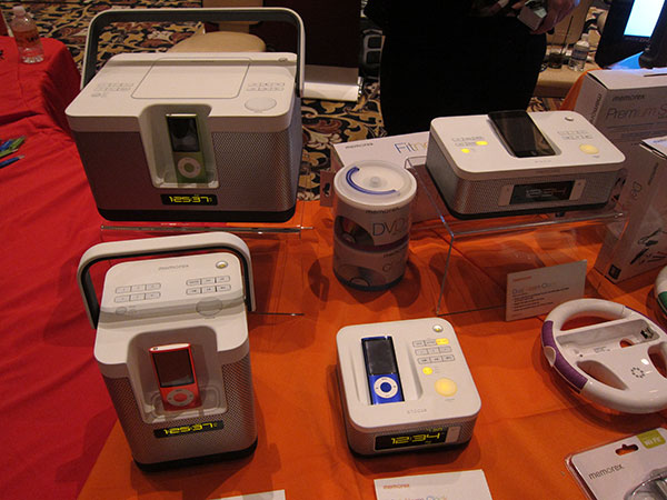 CES 2010: iHome and Digital Experience 5