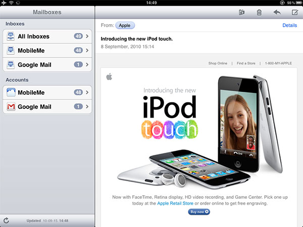 New in iOS 4.2: The Full Breakdown With Screenshots 14