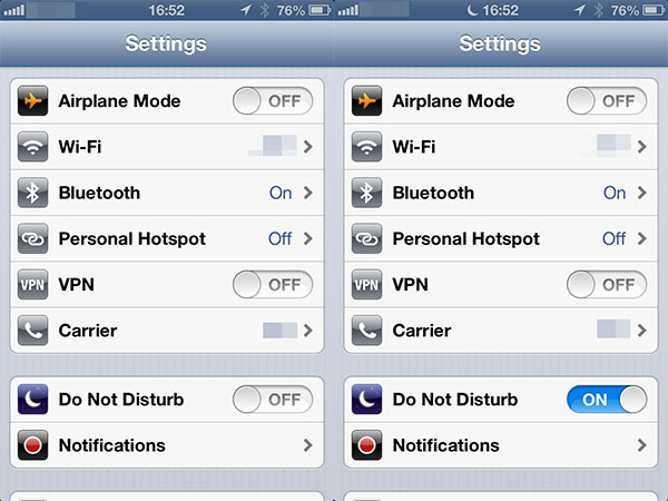 What's New In iOS 6: iPad, iPhone + iPod touch Screenshots 39