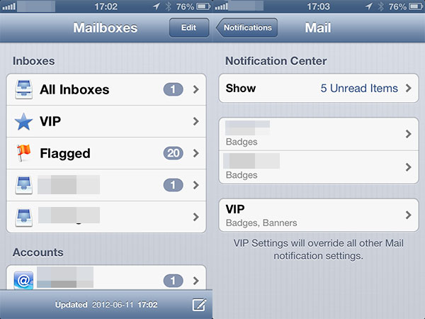 What's New In iOS 6: iPad, iPhone + iPod touch Screenshots 50