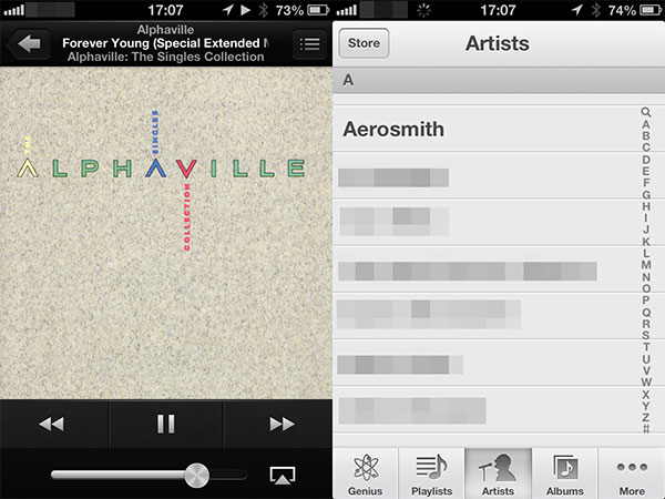 What's New In iOS 6: iPad, iPhone + iPod touch Screenshots 54
