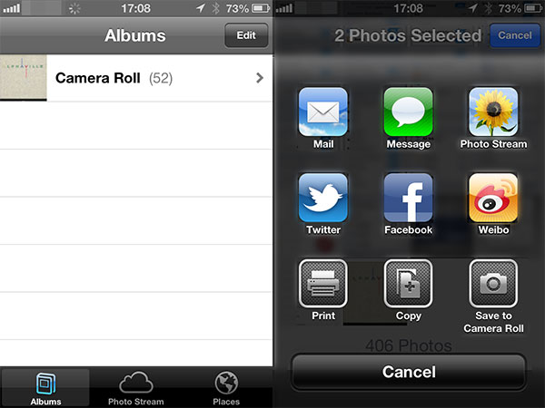 What's New In iOS 6: iPad, iPhone + iPod touch Screenshots 32