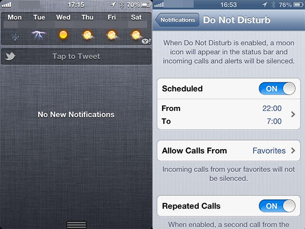 What's New In iOS 6: iPad, iPhone + iPod touch Screenshots 60