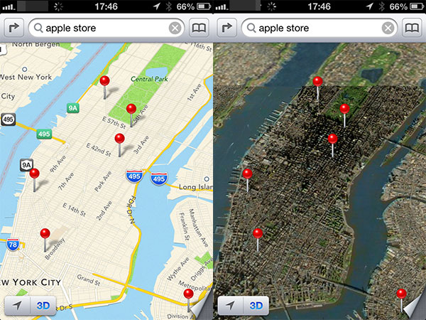 What's New In iOS 6: iPad, iPhone + iPod touch Screenshots 5