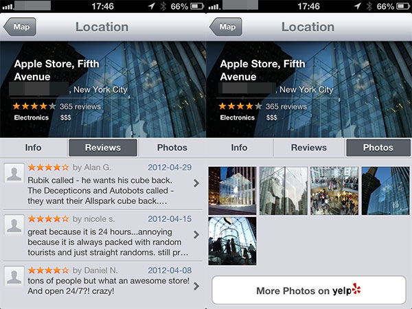 What's New In iOS 6: iPad, iPhone + iPod touch Screenshots 8