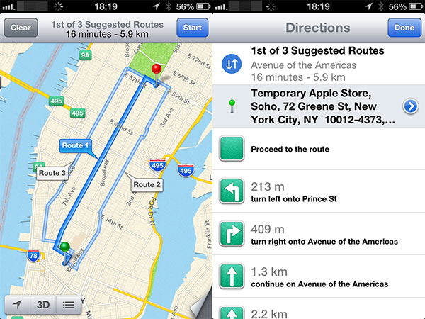 What's New In iOS 6: iPad, iPhone + iPod touch Screenshots 10