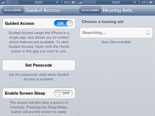 What's New In iOS 6: iPad, iPhone + iPod touch Screenshots 53