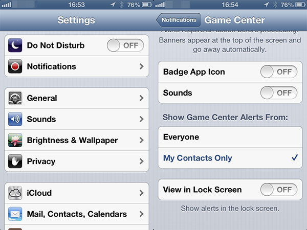 What's New In iOS 6: iPad, iPhone + iPod touch Screenshots 41