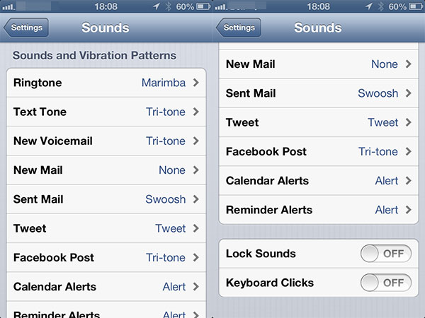 What's New In iOS 6: iPad, iPhone + iPod touch Screenshots 45