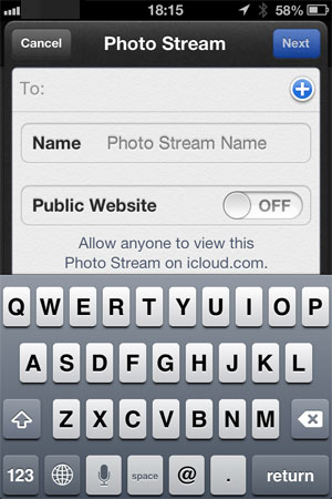 What's New In iOS 6: iPad, iPhone + iPod touch Screenshots 33