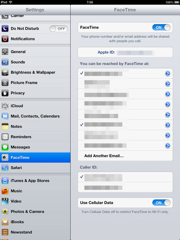 What's New In iOS 6: iPad, iPhone + iPod touch Screenshots 35