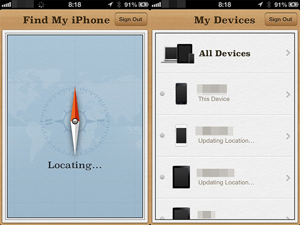 What's New In iOS 6: iPad, iPhone + iPod touch Screenshots 63