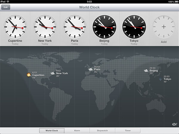 What's New In iOS 6: iPad, iPhone + iPod touch Screenshots 27