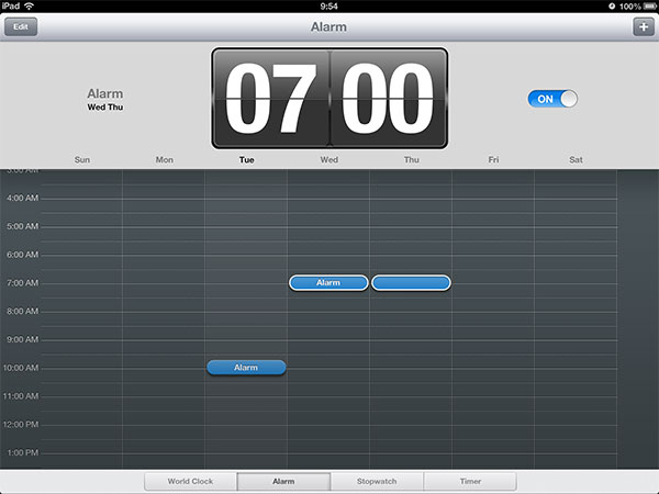 What's New In iOS 6: iPad, iPhone + iPod touch Screenshots 28