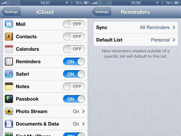 What's New In iOS 6: iPad, iPhone + iPod touch Screenshots 43