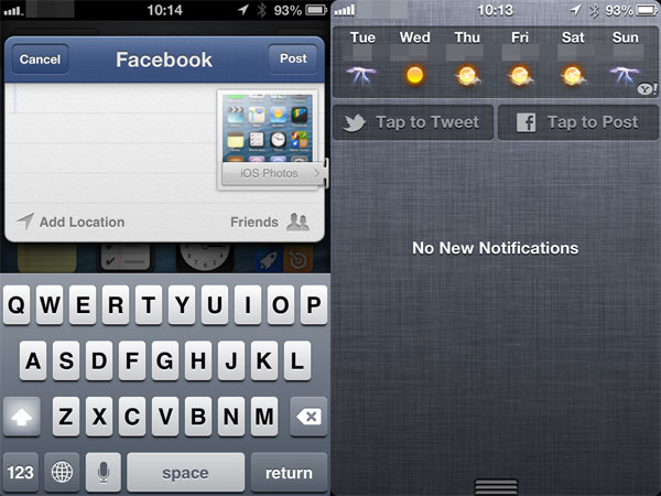 What's New In iOS 6: iPad, iPhone + iPod touch Screenshots 15