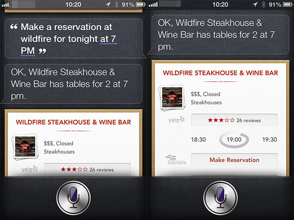What's New In iOS 6: iPad, iPhone + iPod touch Screenshots 19