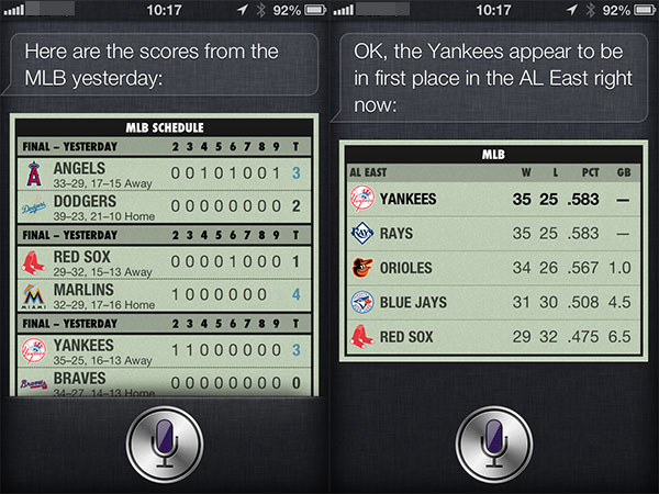 What's New In iOS 6: iPad, iPhone + iPod touch Screenshots 20