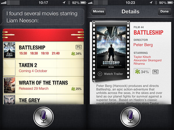 What's New In iOS 6: iPad, iPhone + iPod touch Screenshots 21