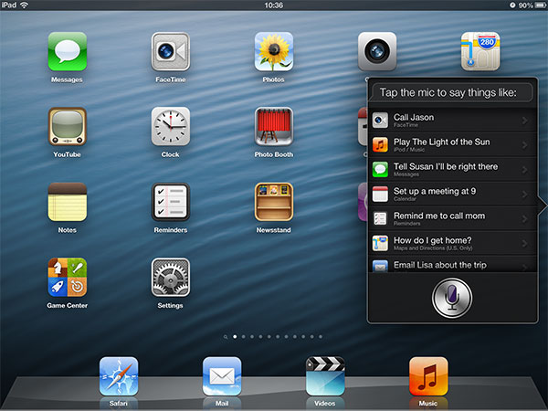 What's New In iOS 6: iPad, iPhone + iPod touch Screenshots 23