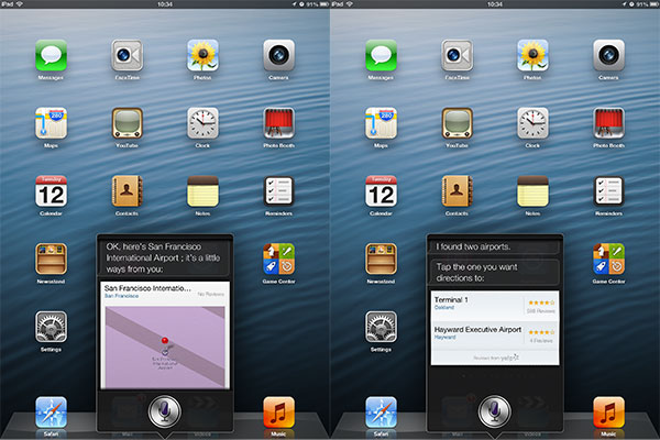 What's New In iOS 6: iPad, iPhone + iPod touch Screenshots 24