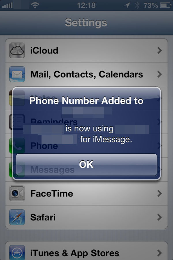 What's New In iOS 6: iPad, iPhone + iPod touch Screenshots 37