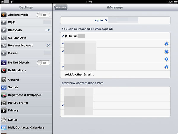 What's New In iOS 6: iPad, iPhone + iPod touch Screenshots 38