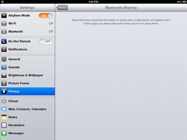 What's New In iOS 6: iPad, iPhone + iPod touch Screenshots 46