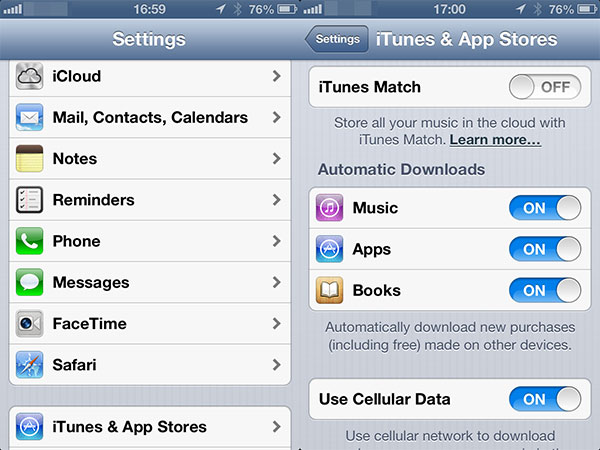 What's New In iOS 6: iPad, iPhone + iPod touch Screenshots 59