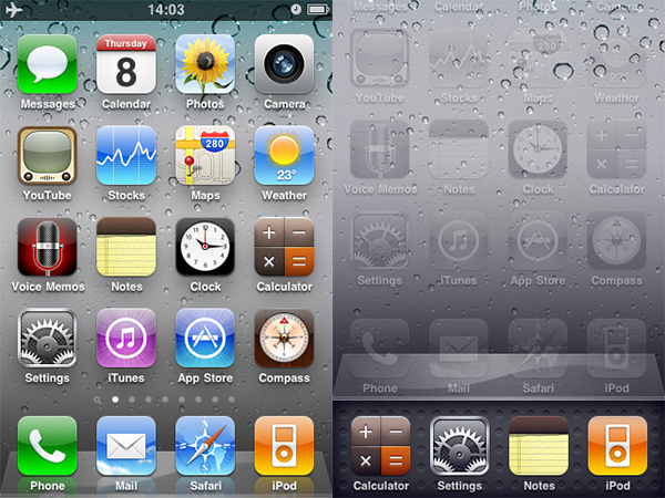 New in iPhone OS 4: The Full App-by-App Breakdown (Updated) 1