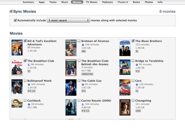 The Complete Guide to Managing iTunes Videos 10