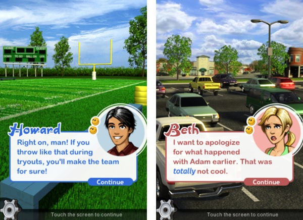 iPhone + iPad Gems: Warpgate, Virtual City, Surviving High School, The Sims 3 Ambitions, SimCity Deluxe, Civilization Revolution 15