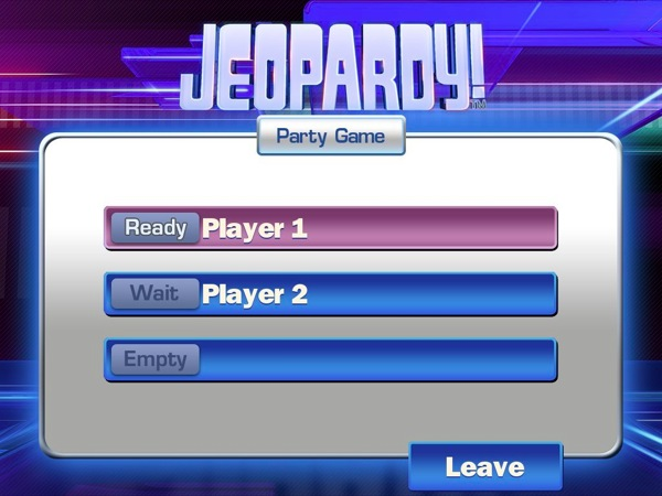 iPhone + iPad Gems: Jeopardy, Wheel of Fortune, Press Your Luck, Family Feud + More