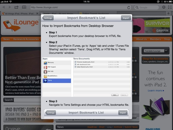 iPhone + iPad Gems: Al Gore's Our Choice, Planetary, Terra Browser, Unnecessary Censorship + Vimeo 17