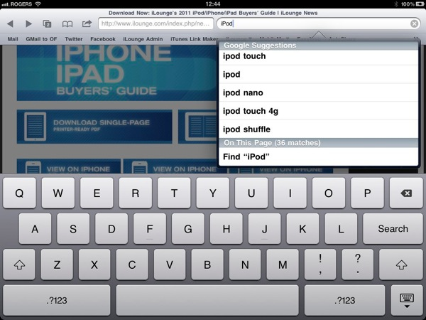 Instant Expert: Secrets & Features of iOS 4.2 33