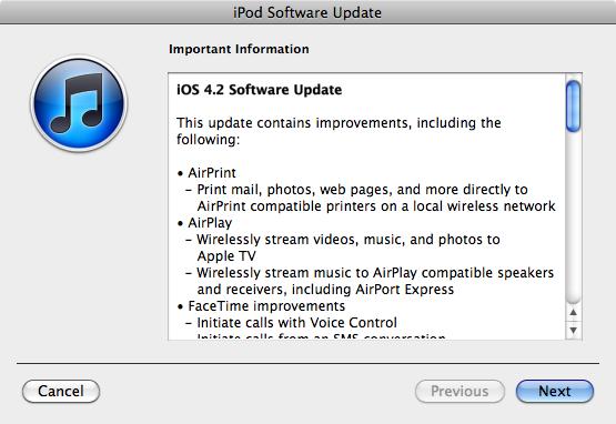 Instant Expert: Secrets & Features of iOS 4.2 1