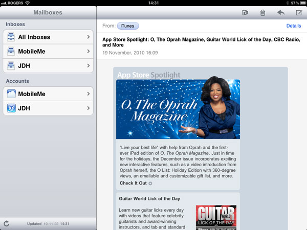 Instant Expert: Secrets & Features of iOS 4.2 13