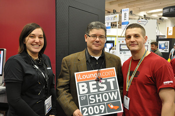 iLounge Announces 2009 Best of Show Winners