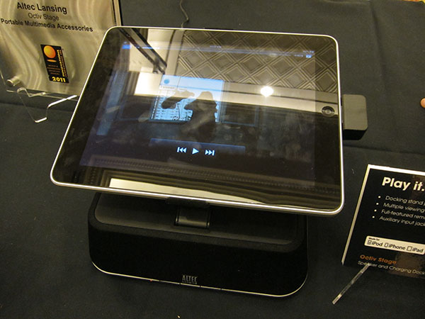 2011 Digital Experience Preview: BlueAnt, B&W Zeppelin Air, PowerMat + More 1