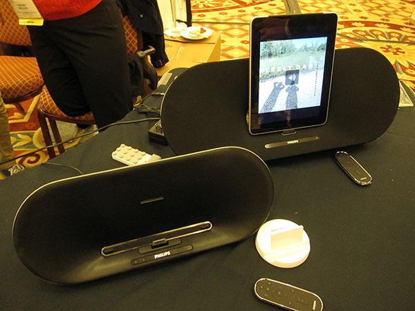 2011 Digital Experience Preview: BlueAnt, B&W Zeppelin Air, PowerMat + More