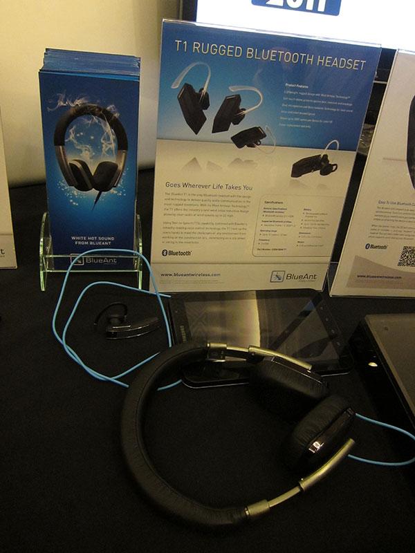 2011 Digital Experience Preview: BlueAnt, B&W Zeppelin Air, PowerMat + More 4