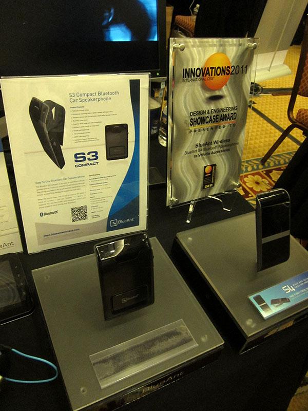 2011 Digital Experience Preview: BlueAnt, B&W Zeppelin Air, PowerMat + More 5