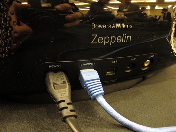 2011 Digital Experience Preview: BlueAnt, B&W Zeppelin Air, PowerMat + More 7